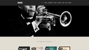 Top 10 WordPress Themes for Musicians, Artists, and Singers