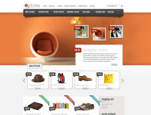 2018's Top 5 eCommerce WordPress Themes