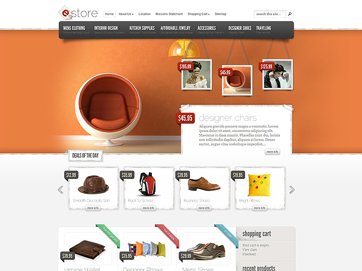 2018 S Top 5 Ecommerce Wordpress Themes Zone Wp