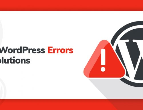 Guide to the 5 Most Common WordPress Errors and Their Solutions