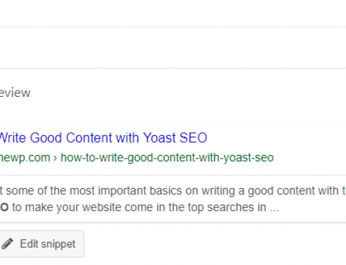How to Write Optimized Content with Yoast SEO