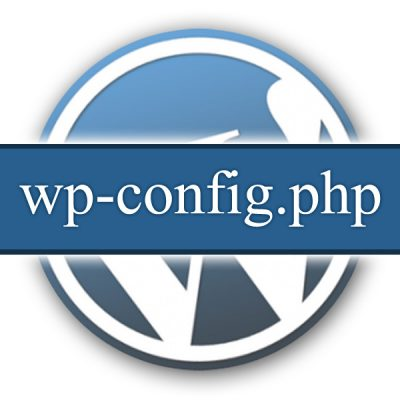 WordPress wp-config File