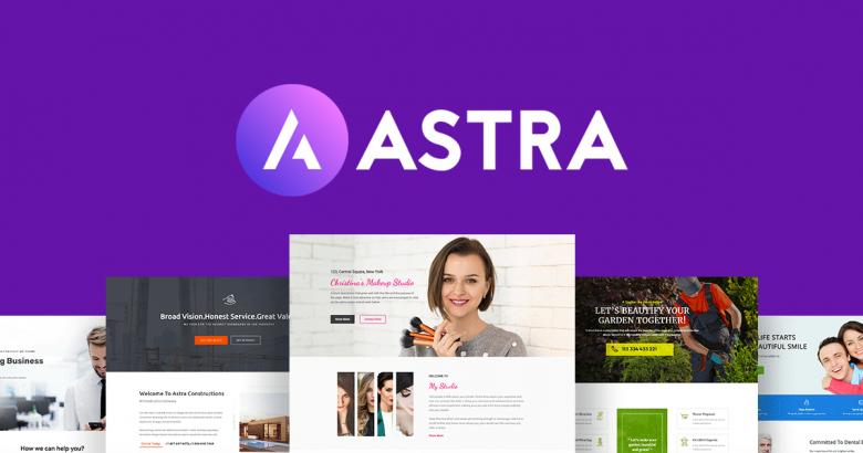 Astra, WooCommerce WordPress theme