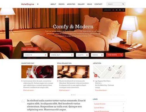 List of Best Hotel WordPress Themes in 2019