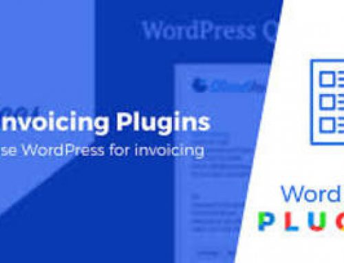 List Of Free WordPress Invoice Plugins For Your Website