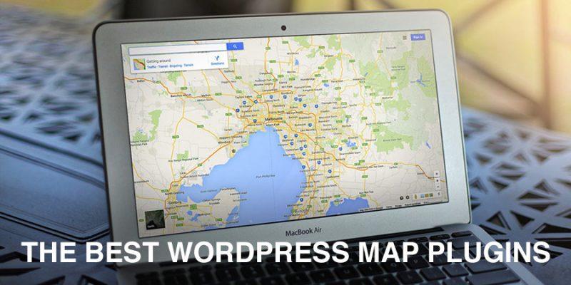 WordPress Map Plugins