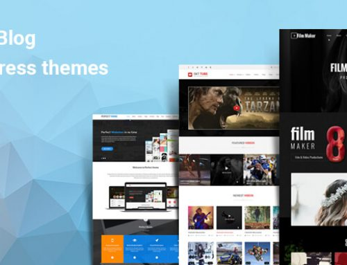 List of Best Video Blogging WordPress Themes