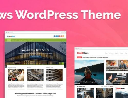 List Of Best News WordPress Themes For Your Website