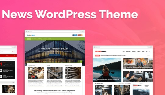 List Of Best News Wordpress Themes For Your Website Zone Wp