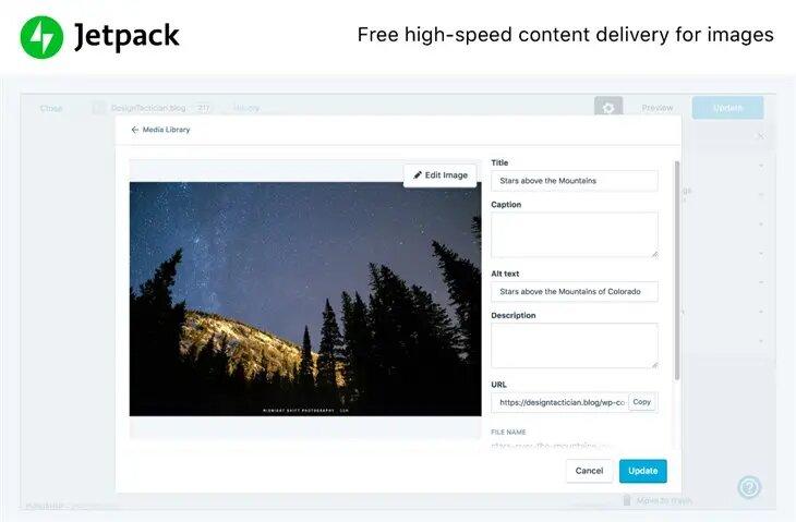 Jetpack, Free WordPress plugins