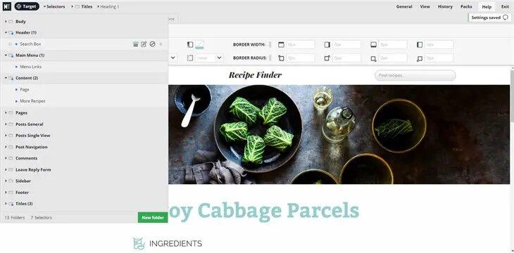 Microthemer plugin, free WordPress plugins