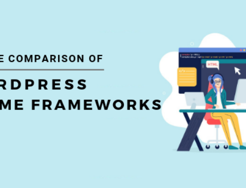 Simple Comparison of WordPress Theme Frameworks