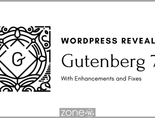 WordPress Reveals Gutenberg 7.1 with Enhancements and Fixes