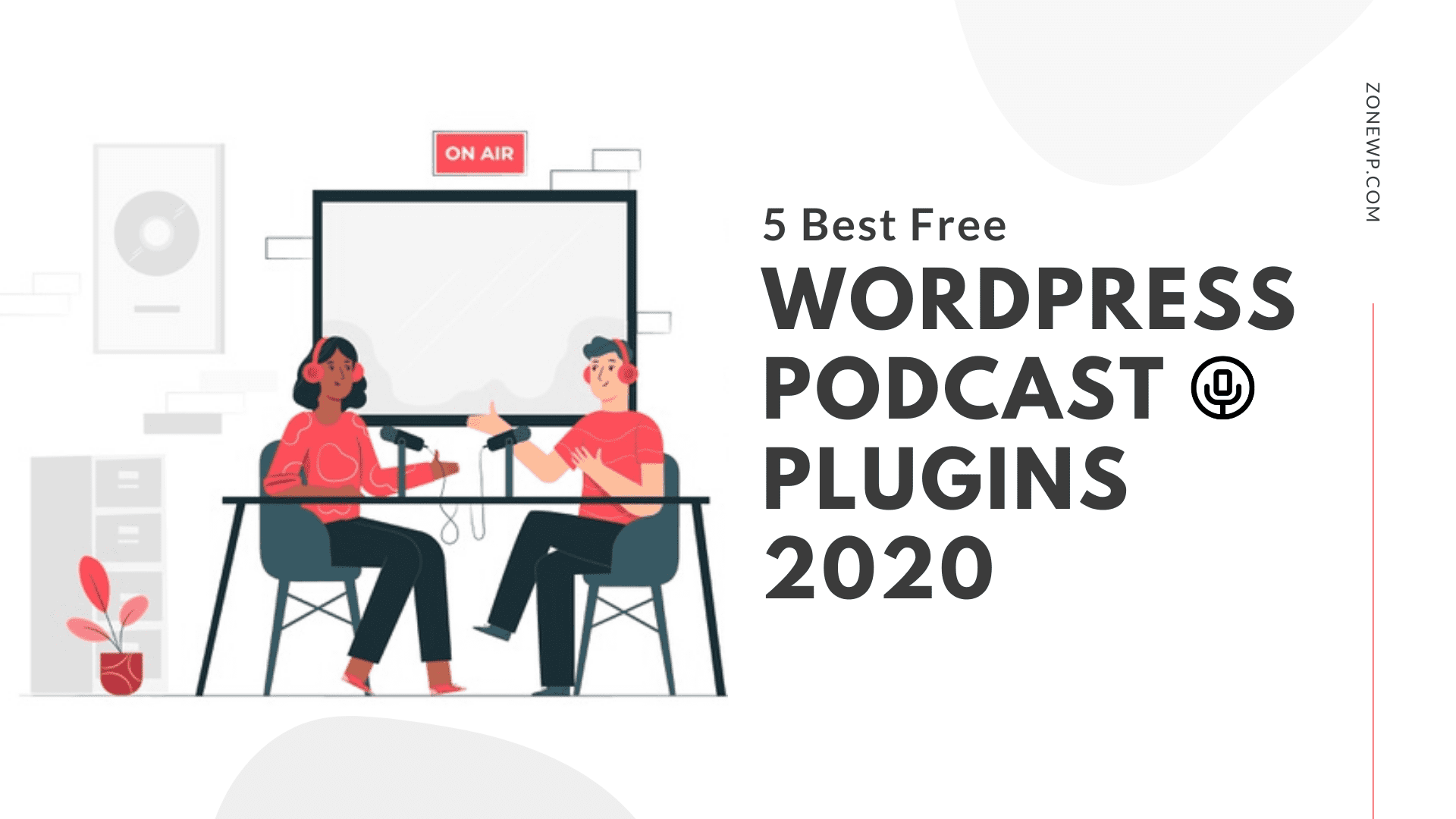 5 Best Free WordPress Podcast Plugins 2020