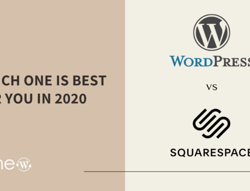WordPress vs Squarespace: Which one is best for you in 2020