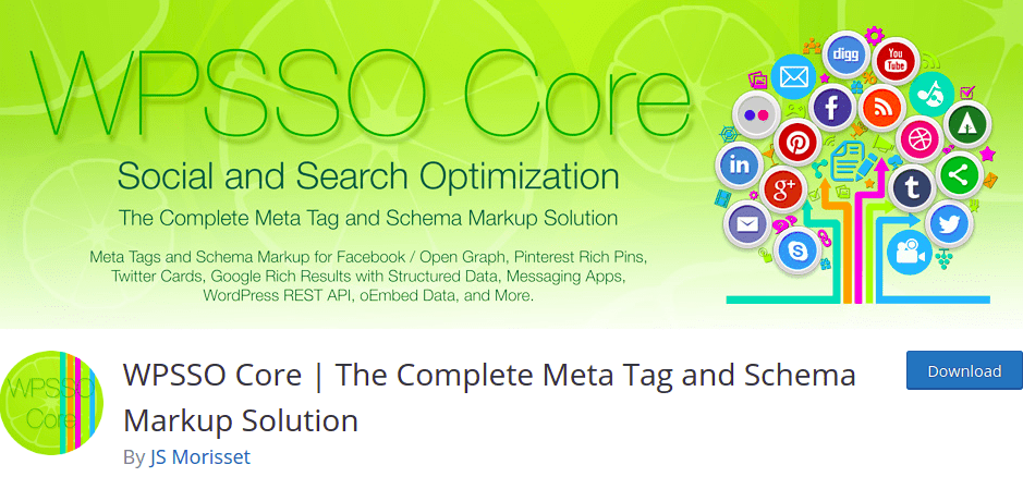 WPSSO Core | The Complete Meta Tag and Schema Markup Solution