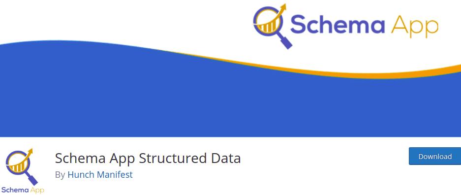 Schema App Structured Data