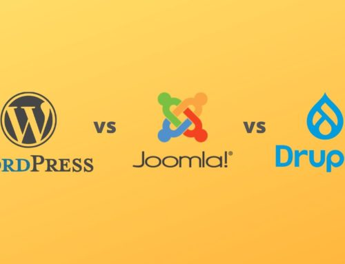 WordPress vs Joomla vs Drupal- Comparison