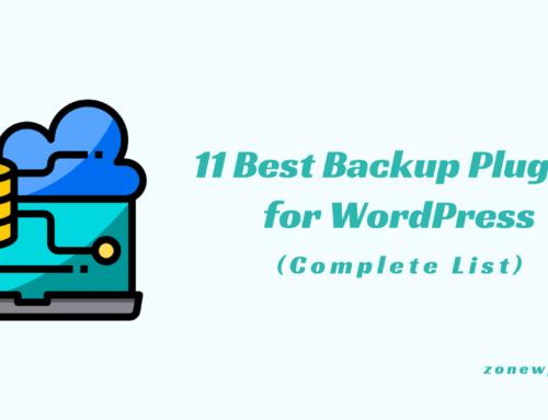11 Best Backup Plugins for WordPress – Complete List