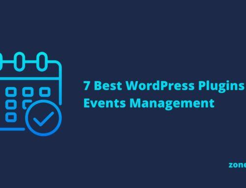 7 Best WordPress Plugins for Events Management