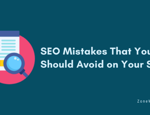 SEO Mistakes That You Should Avoid on Your Site