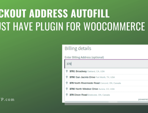 Checkout Address Autofill – A Must Have Plugin for WooCommerce