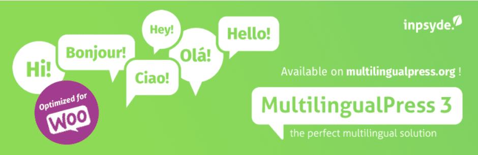 Multilingual Press,translation plugins