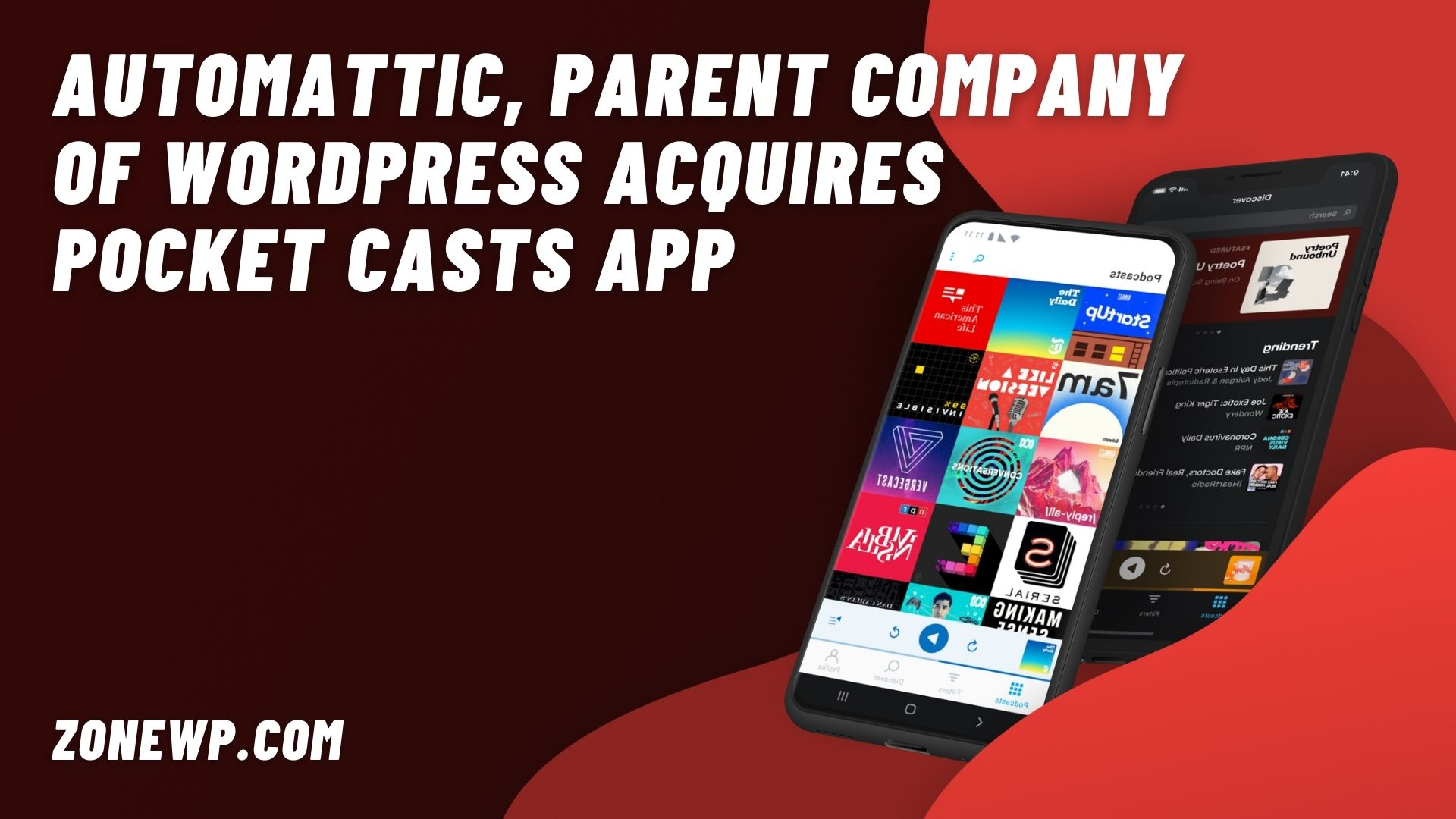 Automattic Acquires Pocket Casts