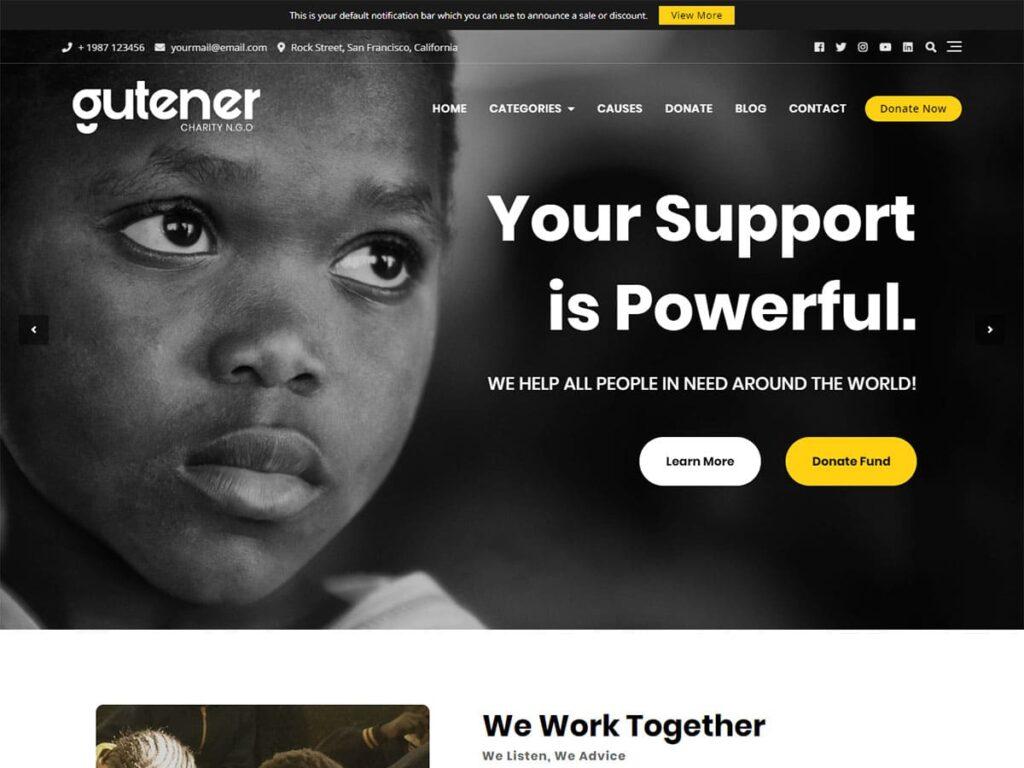 Gutener Charity NGO