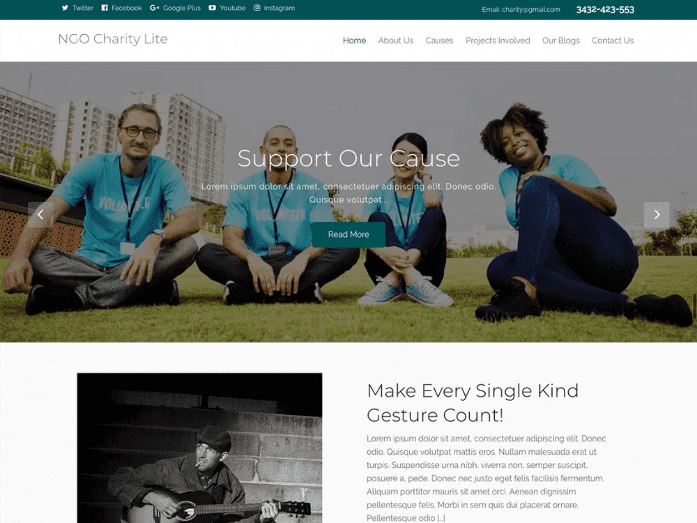 NGO-Charity-Lite