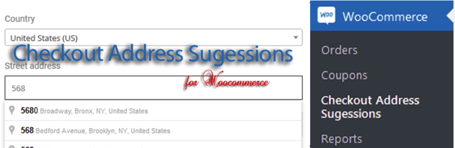 Checkout Address Suggestions for WooCommerce